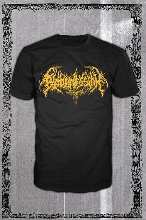 BLOODMESSIAH yellow logo