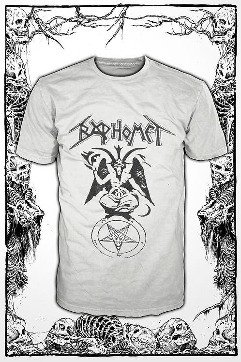 BAPHOMET - Morbid Realities T - White