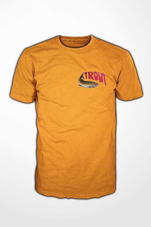 Trout Orange Crest