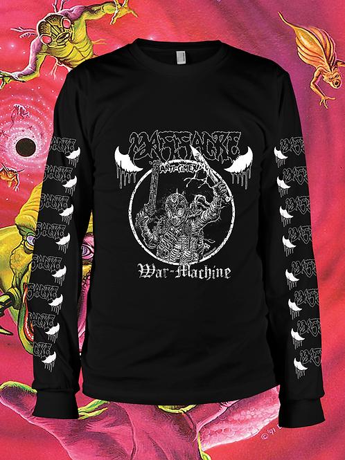 MASSACRE War Machine Long Sleeve