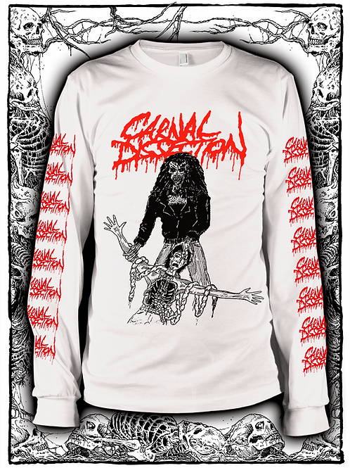 CARNAL DISSECTION LONG ZOMBIE