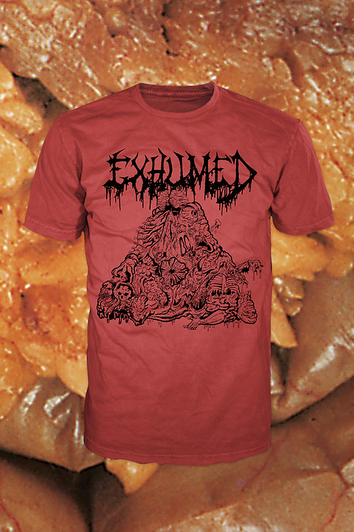 """EXHUMED """"Gorified at the Grand Guignol"""""""