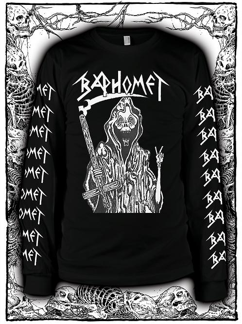 BAPHOMET Battle Black long