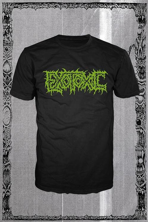 """EXOTOXIC """"Green Logo"""""""