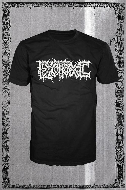 """EXOTOXIC """"White Logo"""""""