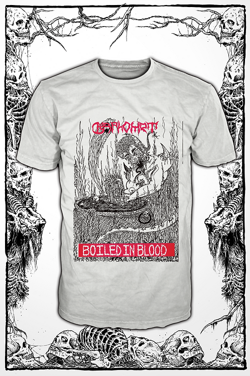 BAPHOMET-Boiled In Blood T