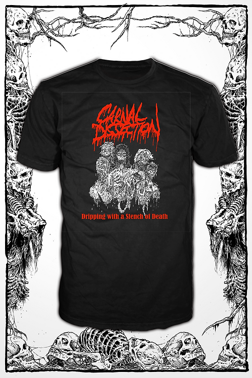 CARNAL DISSECTION (The Growl/CDN Records)