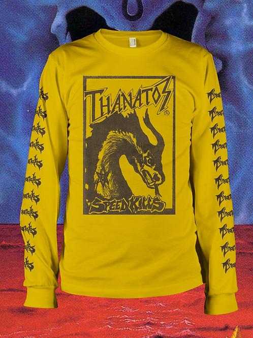 Thanatos Speed Kills Long Sleeve