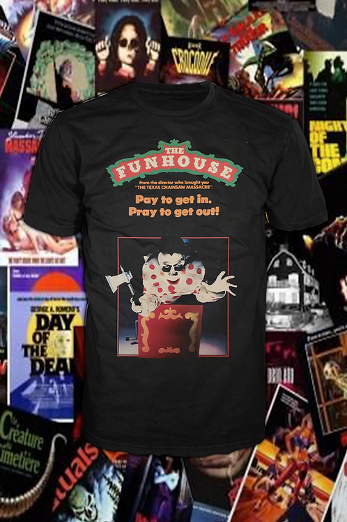 THE FUNHOUSE T