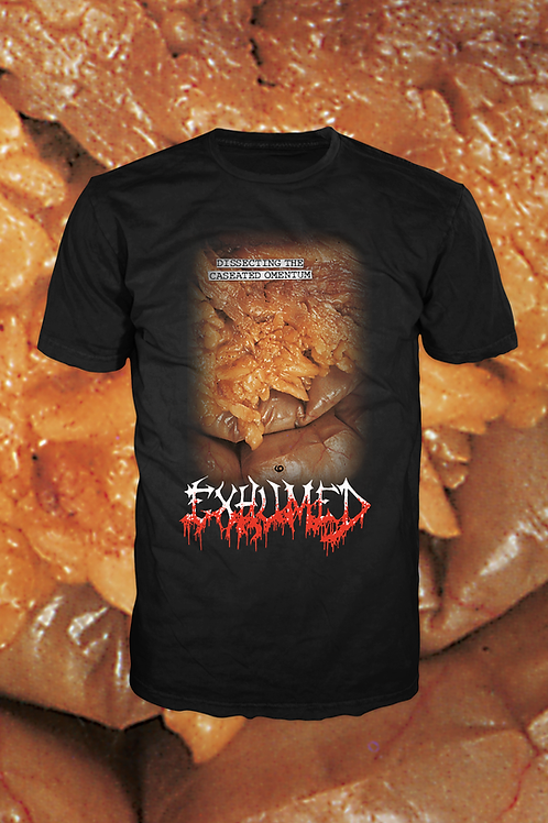 """EXHUMED """"Dissecting The Caseated Omentum"""""""