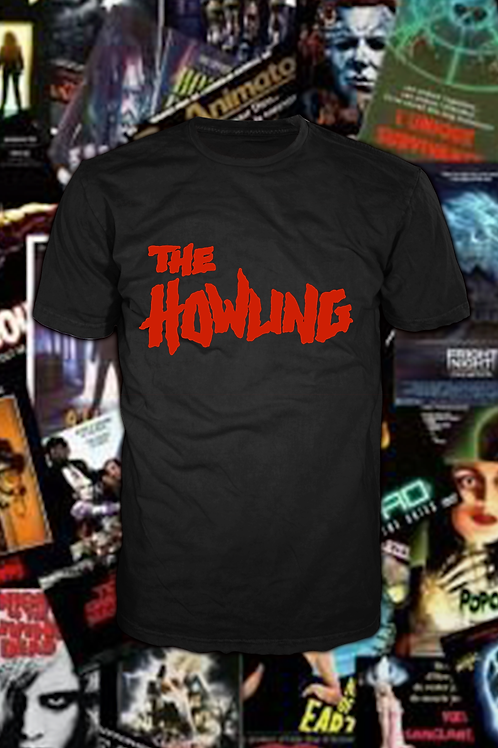 THE HOWLING  logo