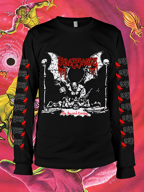 MASSACRE The 2nd Coming Long Sleeve