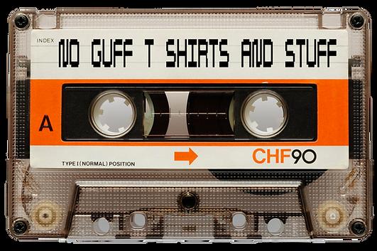 NO GUFF T SHIRTS AND STUFF tape logo.png
