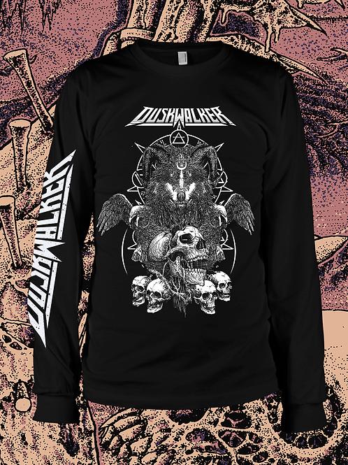 DUSKWALKER Wolf Long sleeve