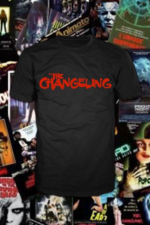 THE CHANGELING logo