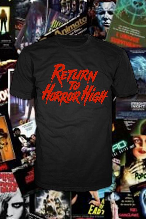 RETURN TO HORROR HIGH logo