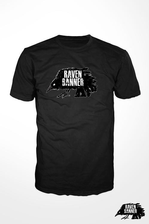 RAVENBANNER Logo Black