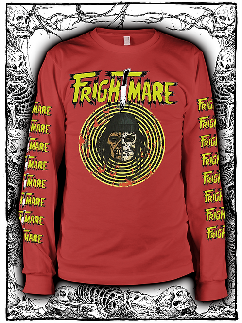 FRIGHTMARE - SLASHER - LONG SLEEVE