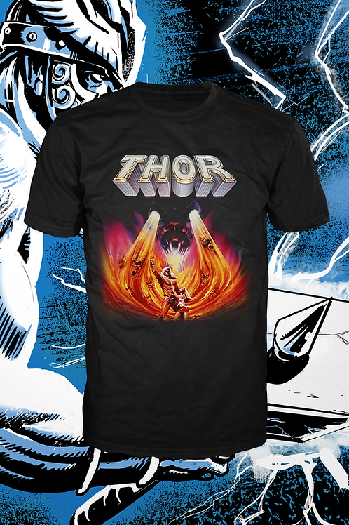 """THOR """"Rock and Roll Nightmare"""""""