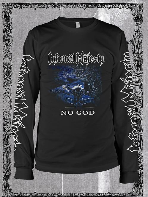 INFERNAL MAJESTY No God Long Sleeve