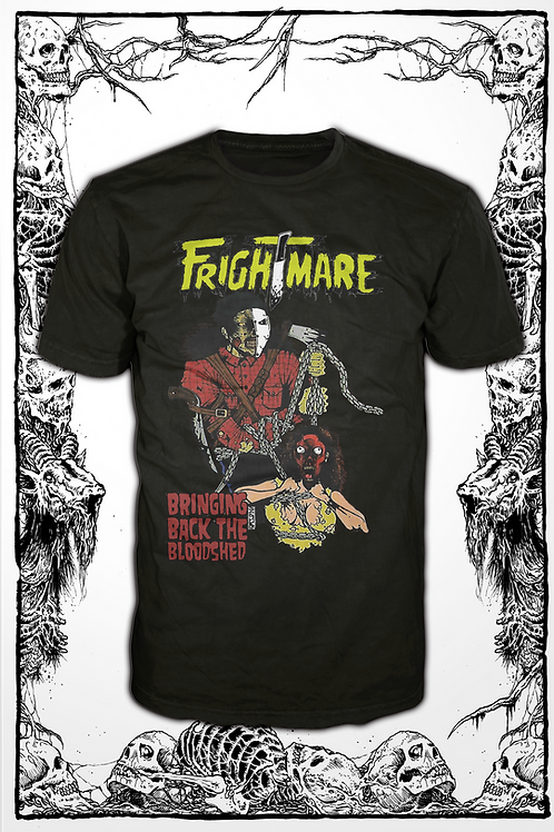 FRIGHTMARE - BBB  - T