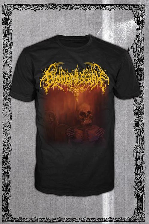 BLOODMESSIAH Cryptic Perversions Yellow logo