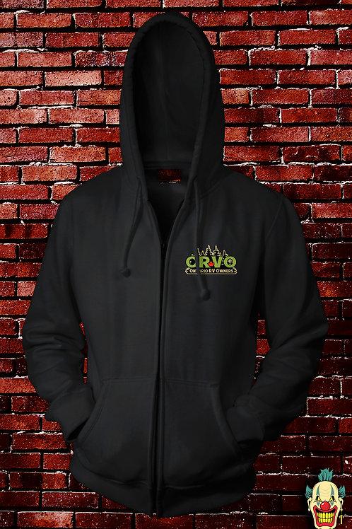 ORVO Canada - Unisex Zip Up Hoodies