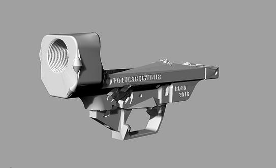 Poltergeist1418 Disabled Assault Rifle Lower Reciever Sculpture File