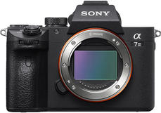 Sony ILCE7M3B Full Frame Mirrorless Compact System Camera Body with NPFZ100.CE Z Series Rechargeable Battery Pack - Black
