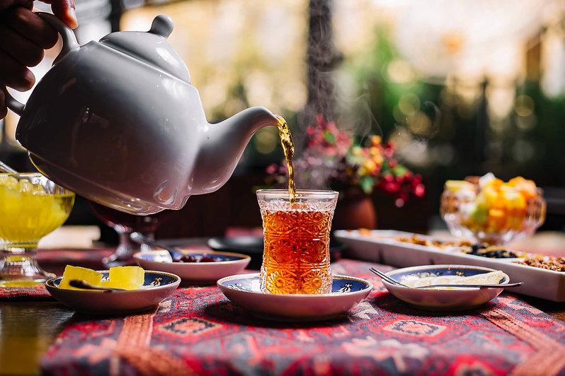 ASAMI TEA SHOP - Our Precious Leaves
