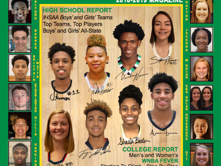 Hoosier Basketball Magazine - Press Release