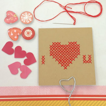 DIY Craft: Valentine's Day Cards