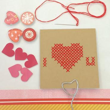 DIY Craft: Valentine's Day Cards