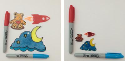 WahSoSimple DIY Craft Kit Shrink Art