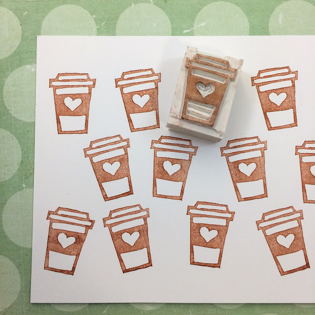 WahSoSimple Rubber Stamps for Planners