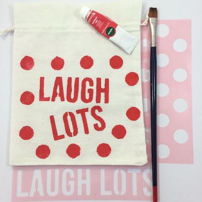 WahSoSimple Paint a Bag
