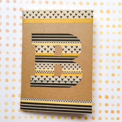 wahsosimple washi tape craft