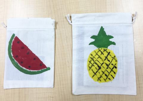 WahSoSimple Paint a Pouch