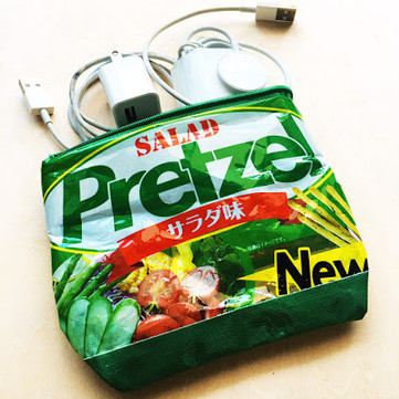 Upcycling Workshop: Upcycling Plastic Food Packaging into Zipper Pouches