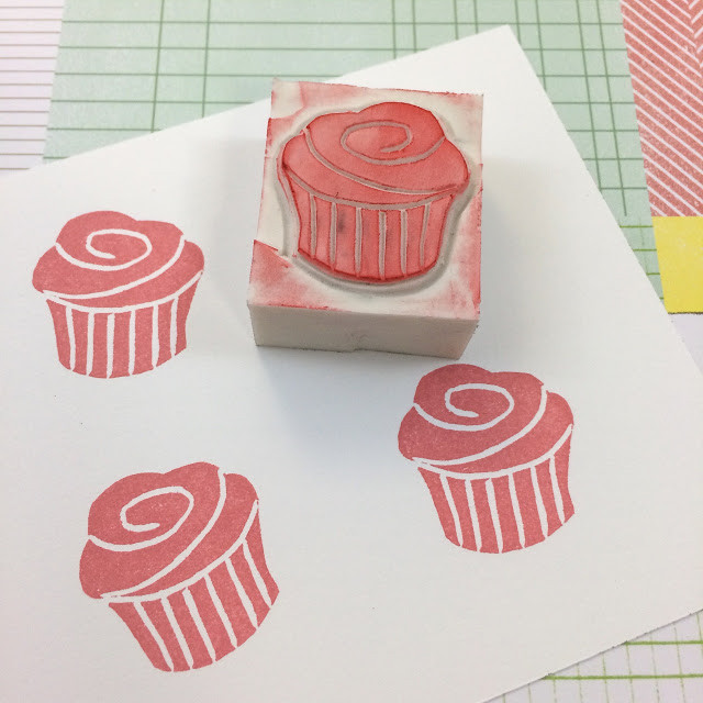 WahSoSimple DIY Craft Rubber Stamps