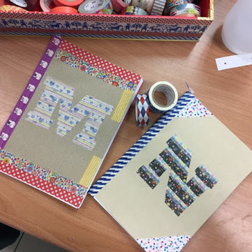 Craft Workshop: Upcycling Used Paper into Personalised Notebooks