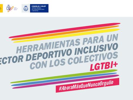 Herramientas para un sector deportivo inclusivo con los colectivos LGTBI+