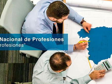 I Congreso Nacional de Profesiones (asistencia gratuita)