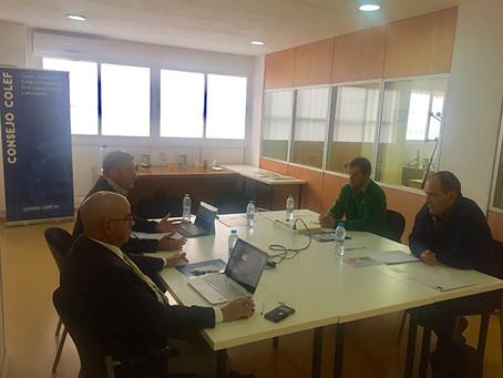 II Reunión del Foro Profesional de las Ciencias del Deporte