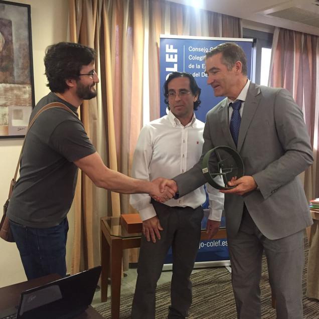 Premio Consejo COLEF 2016