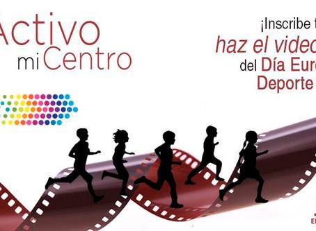 ¡Yo Activo Mi Centro! El Consejo COLEF colabora con la ONG Deporte, Educación y Sanidad, en el proye
