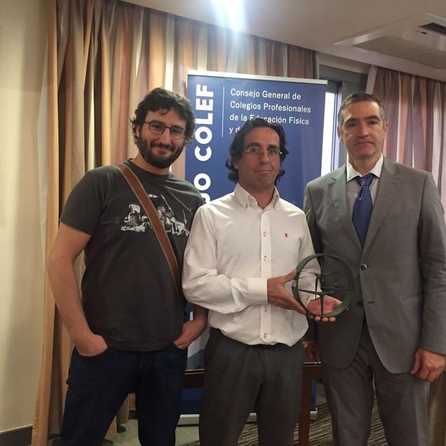 Premio Consejo COLEF 2016-2
