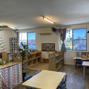 Take a look at our preschool room