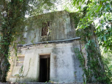 Haunted Jail For Sale - Old Gilchrist County Jail