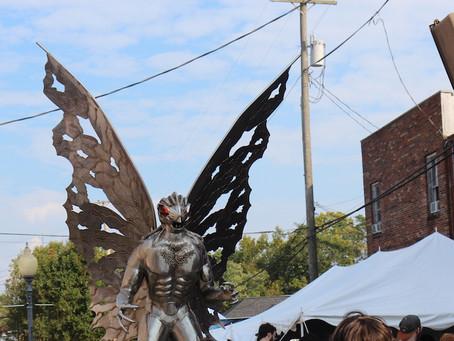 Mothman Festival of Point Pleasant, West Virginia Set For Return